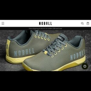 Nobull shoes 7.5